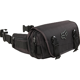 2014 Fox Deluxe Toolpack - Black  - Moose Tool Wrap