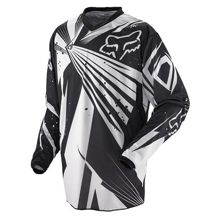 2012 Fox HC Jersey - Undertow - Main