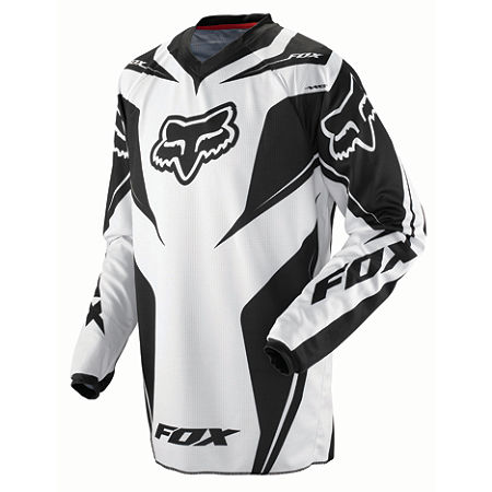 2012 Fox HC Jersey - Race - Main