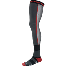 2014 Fox Proforma Knee Brace Socks  - 2013 Fox Titan Sport Shorts