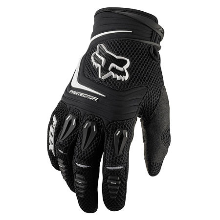 2012 Fox Pawtector Gloves - Main
