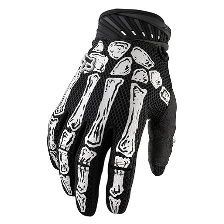 2013 Fox The Bones Gloves  - Main