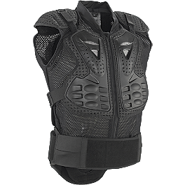 2014 Fox Titan Sport Jacket - Sleeveless  - Alpinestars Bionic SP Vest
