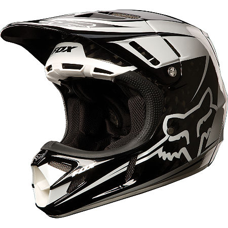 2013 Fox V4 Flight Carbon Helmet  - Main