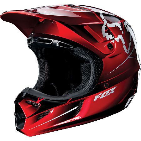 2013 Fox V4 Future Helmet  - Main