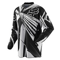 2012 Fox HC Jersey - Vented Undertow