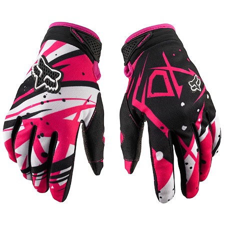 2012 Fox Women's Dirtpaw Glove - Undertow - Main