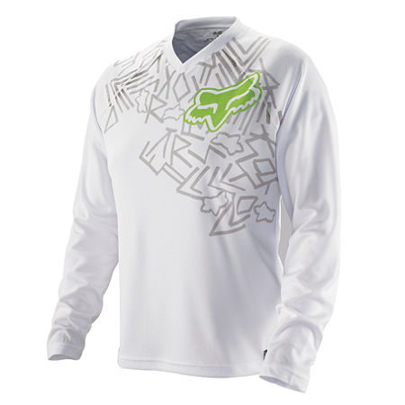 2012 Fox Women's Switch Jersey - Infinity - Main