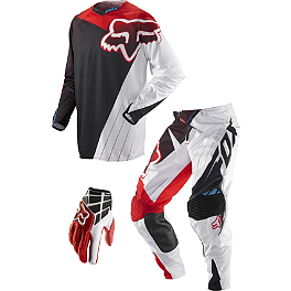 2013 Fox 360 Combo - Flight - 2013 Troy Lee Designs SE Pro Combo - Corse