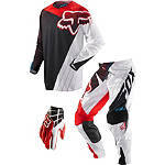 2013 Fox 360 Combo - Flight - Fox Dirt Bike Pants, Jersey, Glove Combos