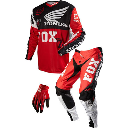 2013 Fox 360 Combo - Honda - Main