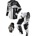 2013 Fox 360 Combo - Machina - Dirt Bike Pants, Jersey, Glove Combos