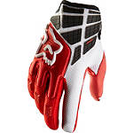 2013 Fox 360 Gloves - Flight - Fox Utility ATV Gloves