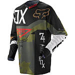 2013 Fox 360 Jersey - Machina - Fox Utility ATV Riding Gear