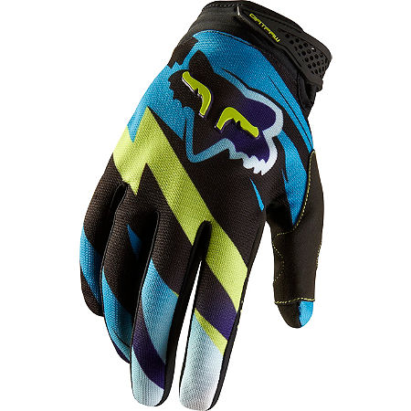2013 Fox Dirtpaw Gloves - Costa - Main