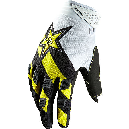2013 Fox Dirtpaw Gloves - Rockstar - Main