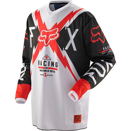 2013 Fox HC Jersey - Giant - Main
