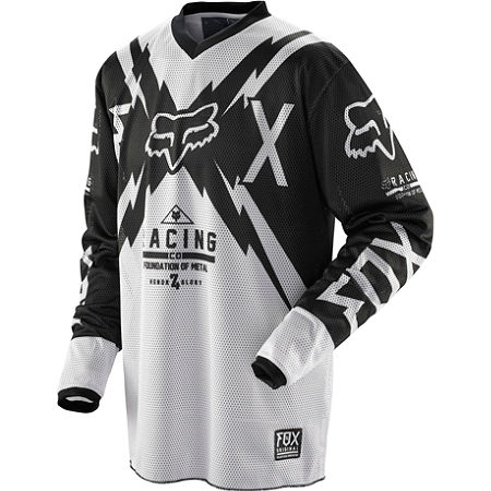 2013 Fox HC Jersey - Giant Vented - Main