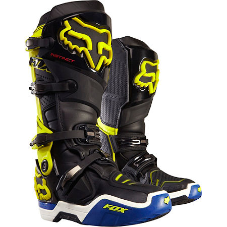 2013 Fox Instinct Reed A1 LE Boots - Main