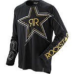 2013 Fox Nomad Jersey - Rockstar - Fox Dirt Bike Riding Gear