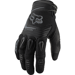 2014 Fox Polarpaw Gloves - 2013 Fox Dirtpaw Race Gloves