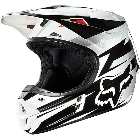 2013 Fox V1 Helmet - Costa - Main