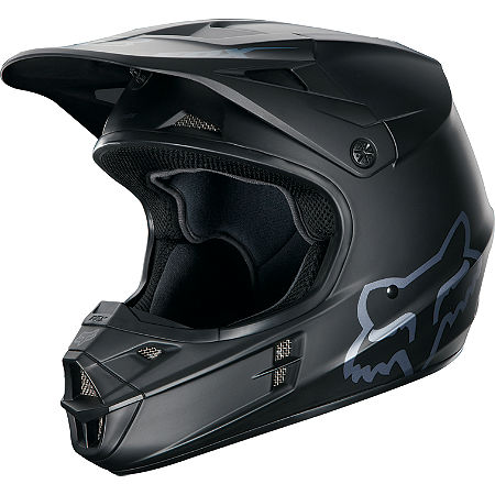 2014 Fox V1 Helmet - Matte - Main