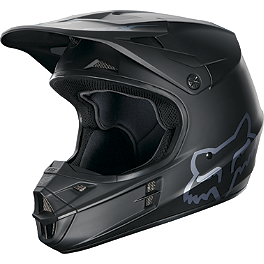 2014 Fox V1 Helmet - Matte - 2013 Fox V2 Helmet - Giant