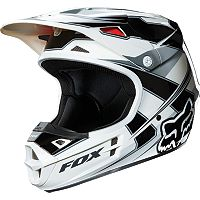2013 Fox V1 Helmet - Race