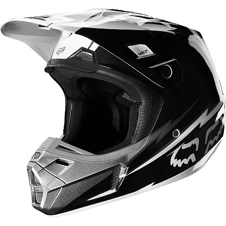 2013 Fox V2 Helmet - Giant - Main
