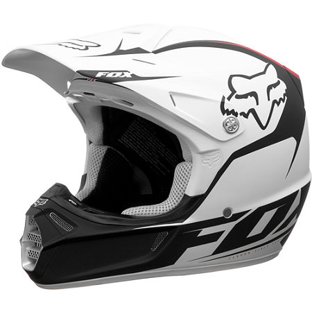 2013 Fox V3 Helmet - Fathom - Main