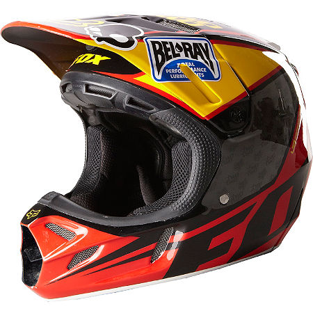 2013 Fox V4 Helmet - Reed Replica - Main