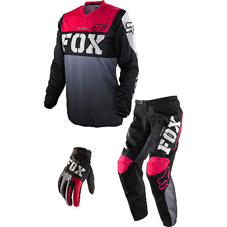 2013 Fox Women's 180 / HC / Dirtpaw Combo - Print - Main