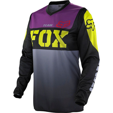 2013 Fox Women's HC Jersey - Print - Main