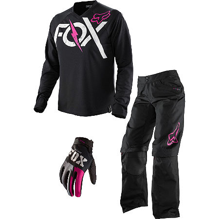 2013 Fox Women's Switch Combo - Foxtown - Main