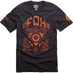 Fox Strike Brigade Premium T-Shirt - Mens Casual Motocross Dirt Bike T-Shirts