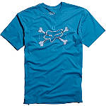 Fox Thrillville Premium T-Shirt - Fox Cruiser Mens Casual