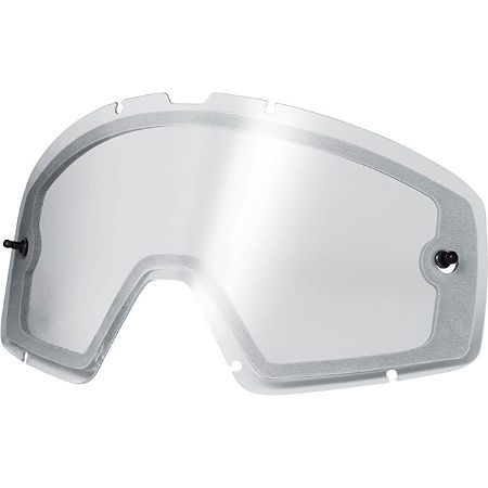Fox Dual Vented Goggle Lens - Main