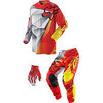 2014 Fox 180 / HC Combo - Radeon Airline - Fox Dirt Bike Pants, Jersey, Glove Combos