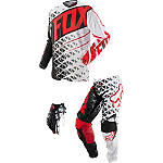 2014 Fox 360 Combo - Given - Dirt Bike Pants, Jersey, Glove Combos