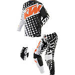 2014 Fox 360 Combo - KTM - Fox Dirt Bike Pants, Jersey, Glove Combos