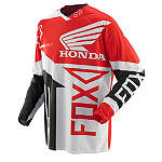 2014 Fox 360 Jersey - Honda - Fox Racing Motocross Gear