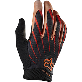 2014 Fox Airline Gloves - 2014 Fox Flexair Gloves - Given