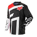 2014 Fox Nomad Jersey - Capital - Fox Racing Motocross Gear
