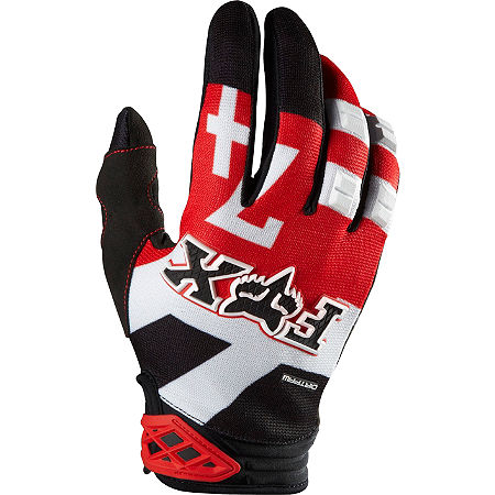 2014 Fox Dirtpaw Gloves - Anthem - Main