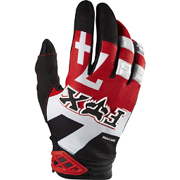 2014 Fox Dirtpaw Gloves - Anthem - 2013 Fox Dirtpaw Gloves - Giant