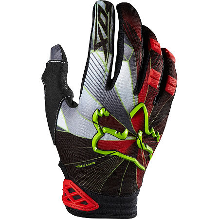 2014 Fox Dirtpaw Gloves - Radeon - Main