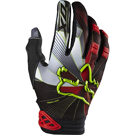 2014 Fox Dirtpaw Gloves - Radeon - 2014 Fox Dirtpaw Gloves - Anthem