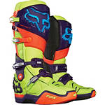 2014 Fox Instinct Boot - Forzaken LE - Dirt Bike Boots
