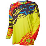 2014 Fox 360 Jersey - Forzaken LE - Fox Racing Motocross Gear